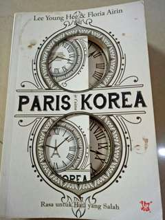 Novel Paris Korea