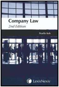 Company Law by Pearlie Koh
