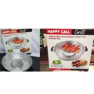 Alat panggang tanpa arang termurah happy call grill roaster