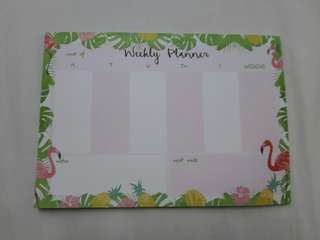 Weekly Planner [50pcs]