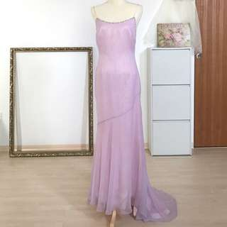 Dress for wedding/tea/evening/ROM/Party/occasion.