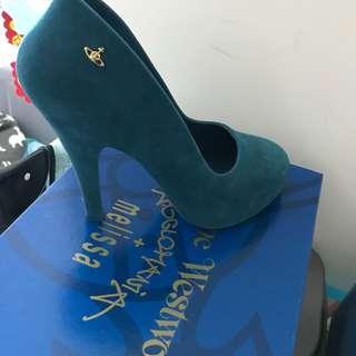 高跟鞋 Melissa Vivienne Westwood 全新