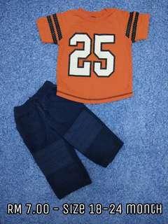 18-24 month - Kids Cloth Shirt Dress Baby Girl Boy