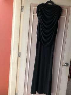 Karimadon Long/Evening Gown (Black)