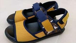 Jelly Beans 黃色涼鞋