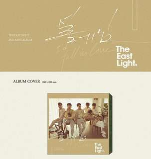 THE EASTLIGHT-I'd Fall In Love [2nd Mini Album]