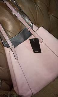 Tas Zara Reversible Totte Bag
