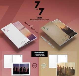 Got 7 7 for 7 album