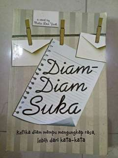 Novel Diam Diam Suka