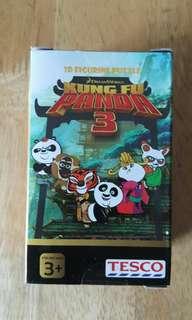 Tesco Kung-fu Panda Master figure