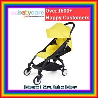 FREE DELIVERY Compact Recline Cabin Stroller