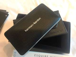 [HARMAN KARDON]esquire mini Bluetooth speaker