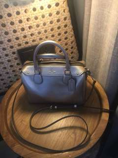 Coach mini bannett satchel F57521