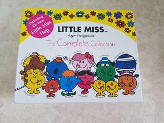 Little Miss the complete collection