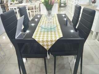 Meja makan Dinning Set