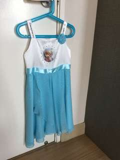 Frozen dress 5-6Y
