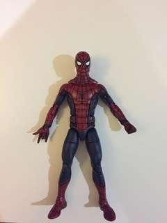 Marvel Legends Spiderman Civil War 3 pack exclusive