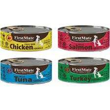 FirstMate Grain Free Cat Food 156g $20 for 6 cans