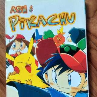 Ash and Pikachu Volume #3