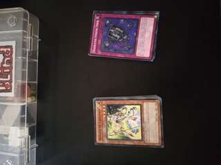 Yu Gi Oh eng version deck cards