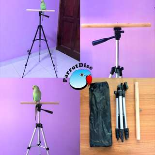 Parrot tripod stand
