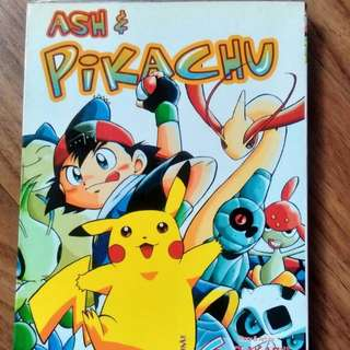 Ash and Pikachu Volume #6