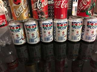 Coke Tin Collection- ASEAN Games 2001 KL
