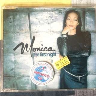 Monica The First Time