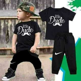 #032 ⚠️SUPPLIER PRICE 😇 OOTD for LIL BOYS