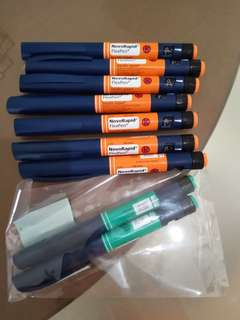 insulin novorapid dan levemir