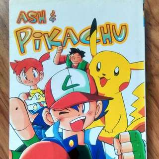 Ash and Pikachu Volume #2
