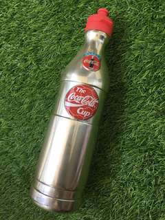 Coca Cola cup water bottle