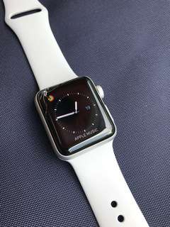 Apple watch S3 38mm 未過保