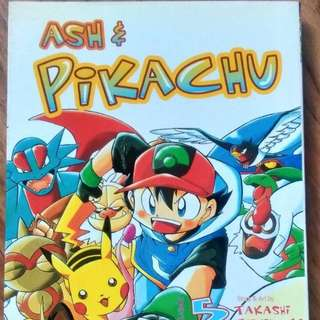 Ash and Pikachu Volume #5