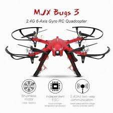 MJX Bugs RC Drone BRUSHLESS + GOPRO