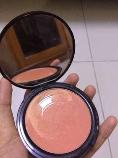 Nyx ombre blush on