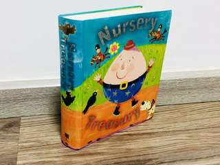 Kids books - Nursery Treasures