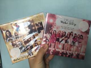 現貨 TWICE Wake Me Up A/B盤