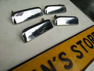 Japan Daihatsu Chrome handles For kelisa Avanza