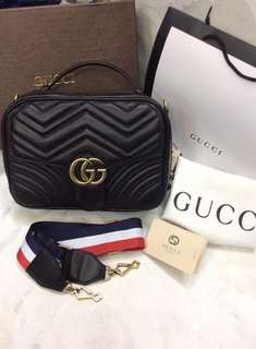 Gucci sling bag 2018