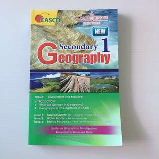 🌋 Casco Geography Guide for Sec 1