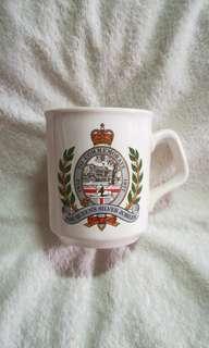 Vintage H.R.H. The Queens Silver Jubilee Mug