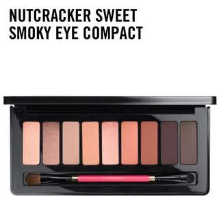 Mac Cosmetics Nutcracker Sweet Smokey Eye Compact