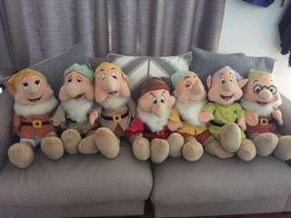 Massive 7 dwarfs