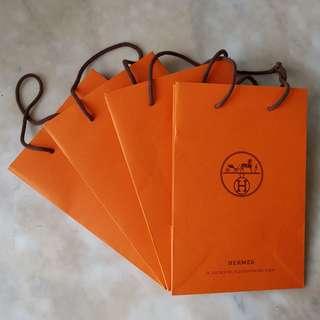 Hermès Small Paperbags