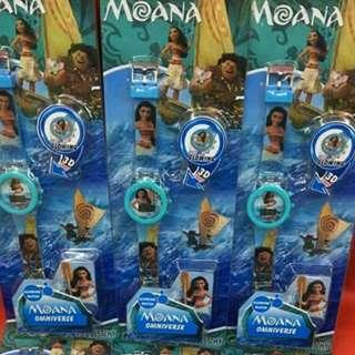 Shop : MOANA KIDS DIGITAL GLOWING WATCH 1 pc