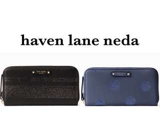 Kate Spade Haven Lane Neda Wallet