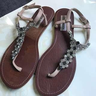Steve Madden Swarovski Sandals