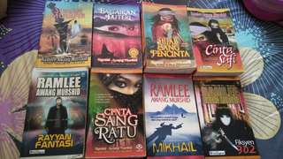Malay books (blessing)