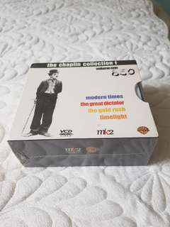 The Chaplin Collection Vcd